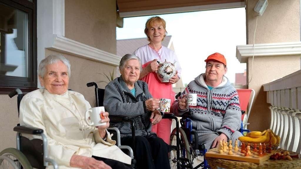 Временные интернаты для пожилых интернаты для престарелых людей