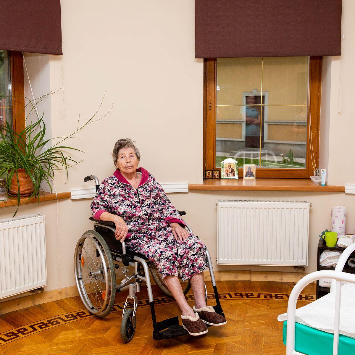 картинки пансионат для престарелых номер один, гурченко